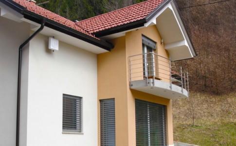 Pametna hiša nudi inteligentno povezavo sistemov za ugodno bivanje